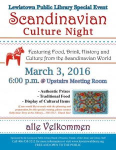 Scandinavian Night!