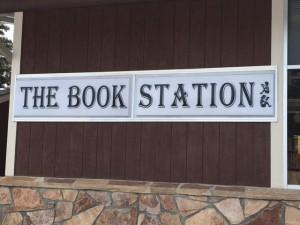 book station logo