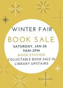 Winter Fair Book Sale