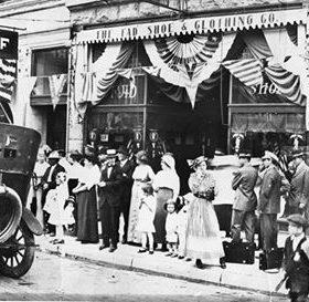 Elks Convention 1915