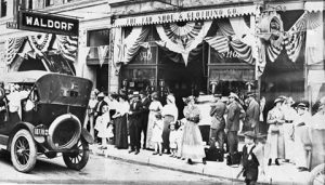 Historic Lewistown parade picture I