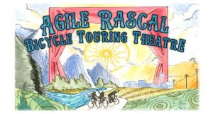 The Agile Rascal Bicycle Touring Theatre
