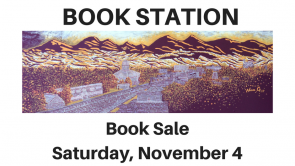 Book Sale Saturday, Nov 4