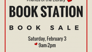 FOL Book Sale February 3