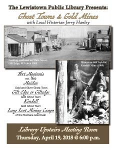 Ghost Towns & Gold Mines Presentation