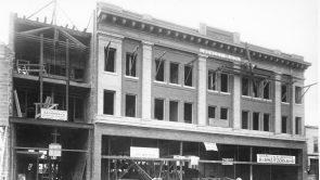 The Warr-Lane Building by Nancy Watts