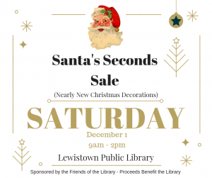 Santa's Seconds Sale