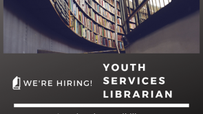 Hiring Youth Services Librarian