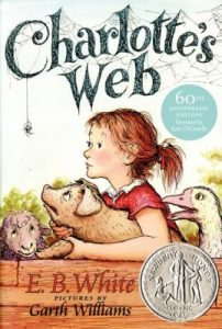 Charlotte's Web Character Party
