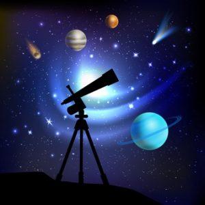 Night Among the Stars