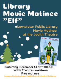 Library Movie Matinee