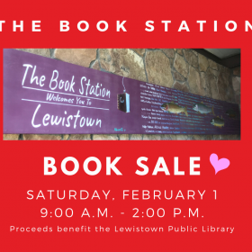 Book Sale @ The Book Station