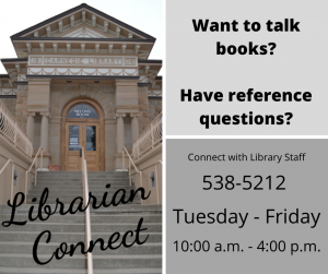 Librarian Connect Call in Service