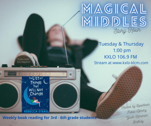 Magical Middles Story Hour