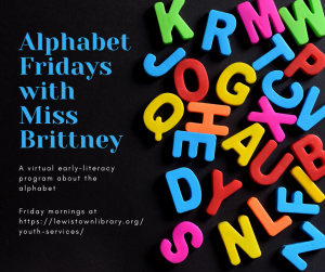 Alphabet Fridays