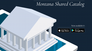 Lewistown Public Library has a new mobile app!