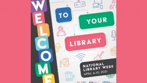 National Library Week April 4 – 10