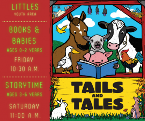 Books & Babies Storytime