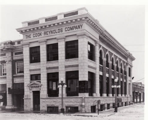 Bank of Fergus County, Lewistown, Montana