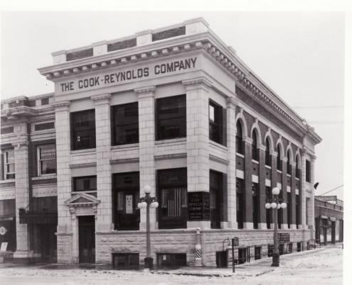 Bank of Fergus County, Lewistown, Montana